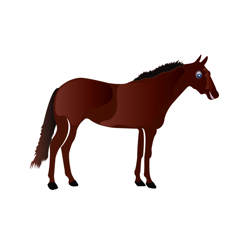 Horse Alphabets