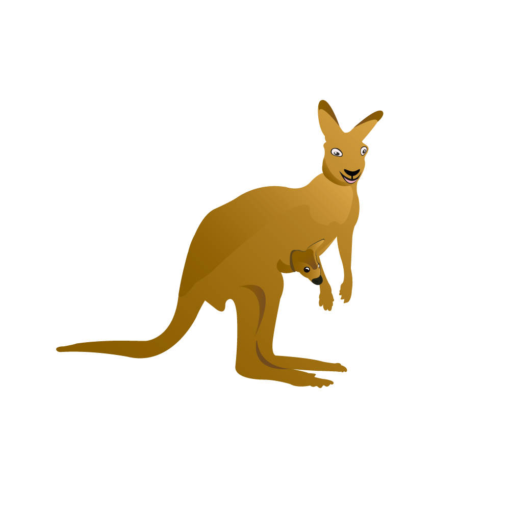 kangaroo Alphabets