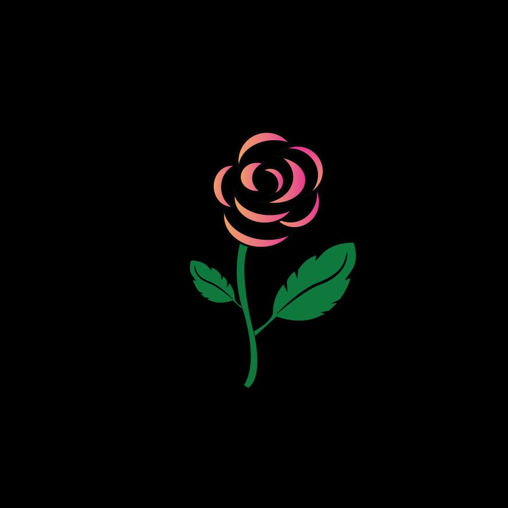 Rose Alphabets