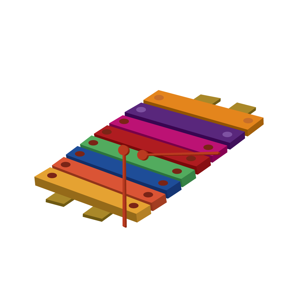 xylophone Alphabets